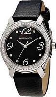 Наручные женские часы Romanson RL3214QLW BK оригинал