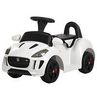 Детский электромобиль M 3164BR-1 белый