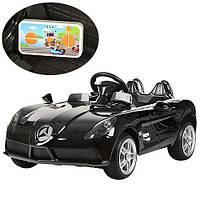 Детский электромобиль Mercedes-Benz DMD 158 ERS-3 черный
