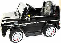 Детский электромобиль Мерседес р/у G65/KT8865P черный