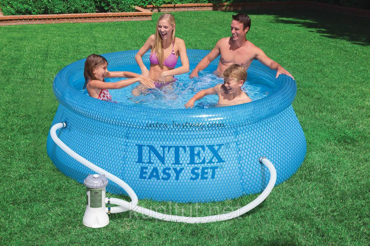 Надувной бассейн Intex 54912