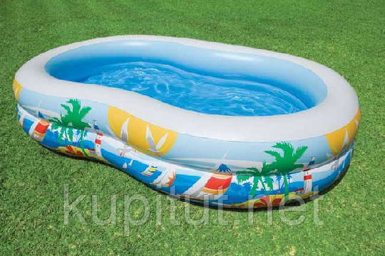 Надувной бассейн Intex 56490