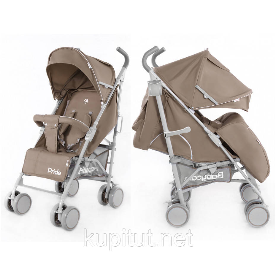 Прогулочная коляска BabyCare Pride BC-1412 beige