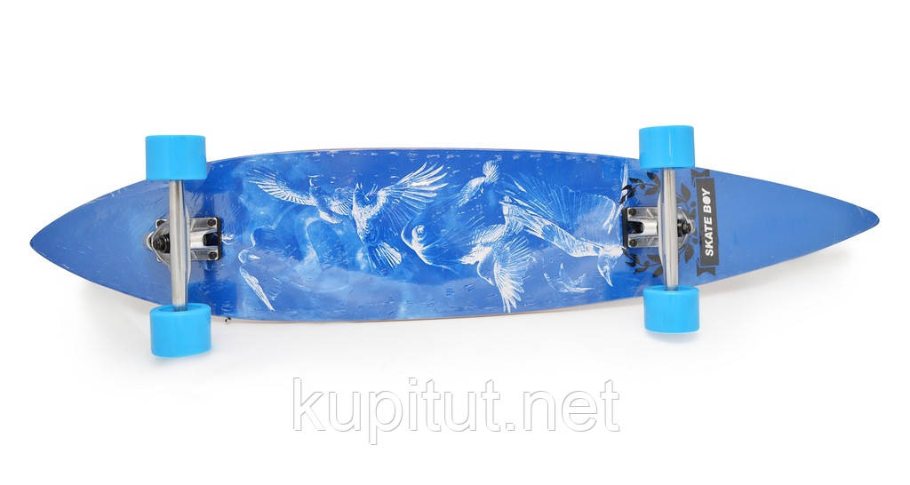"""Скейт """"Langboard"""" 4608-2 синий"""