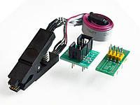 SOIC8 SOP8 Адаптер затиск для USB програматора + 2 адаптери