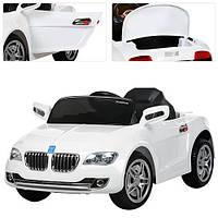 Электромобиль детский Bambi M 3152 EBR-1 BMW, БМВ, белый