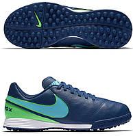 Детские сороконожки Nike Tiempo Legend VI TF 819191-443