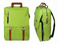 Рюкзак Dasfour City Brief-bag Светло-Зеленый арт. ВК - 31013-04