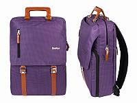 Рюкзак Dasfour City Brief-bag Пурпурный арт. ВК - 31013-15