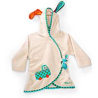 Детский халат Lilliputiens собачка Джеф 86793