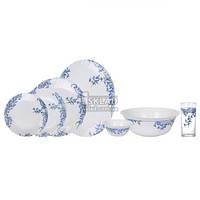Сервиз столовый Luminarc Arcopal Aliya Blue 26+6 пр L5295