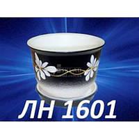 Вазон 0,6л Керамический ЛН-1601 Сл.
