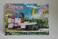 Конструктор Карета 38 деталей 013888/17