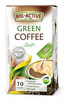 Зелёный кофе Big-Active La Karnita Green Coffee 2w1 – 10п.x12г