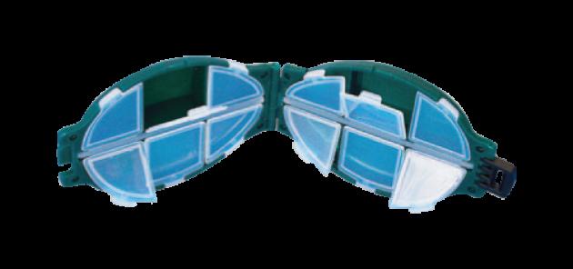 Коробка для крючков черепашка, фото 2