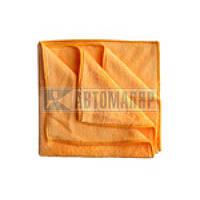 APP 080650 Салфетка беспыльная из микрофибры DMF Cloth (40 см*40 см) - оранжевая ( 3 шт)