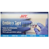 App 040920 Пленка для крепления эмблем Emblem Tape 100мм*200мм (5 листов)