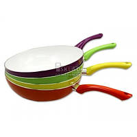 Сковородка 28 см WOK 80105