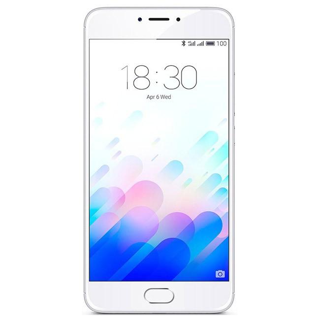 Смартфон Meizu M3 Note 3Gb/32Gb Silver