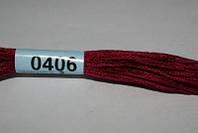 Мулине гамма 0406 малиновый
