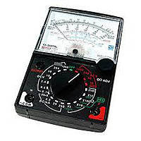 Мультиметр YX360 стрелочный (звуковая прозвонка,  работает от 2х видов АКБ)