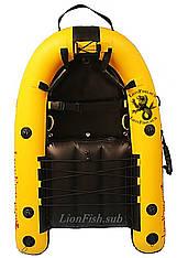 Плотик LionFish.sub (100см), Буй - Мини Лодка из ПВХ