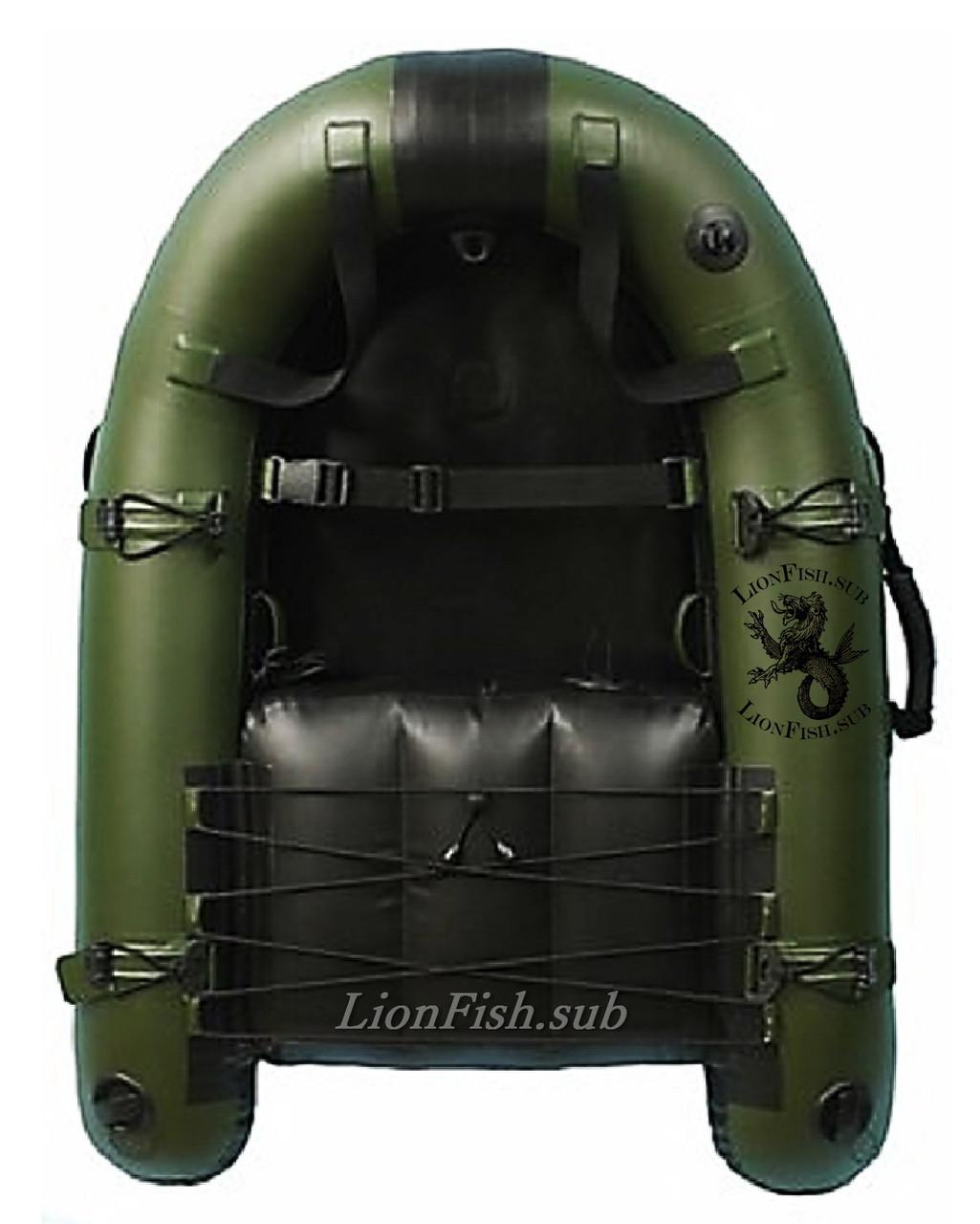 Буй Плот LionFish.sub Мини Лодка (90см) для подводной охоты