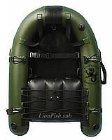 Буй Плот LionFish, Мини Лодка (90см) для подводной охоты