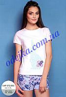 Домашний комплект, пижама женская LNP 075/001 (ELLEN). Коллекция весна-лето 2017! Спешите быть первыми!