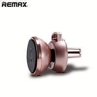 Магнитный автодержатель Remax RM-C19 rose-gold