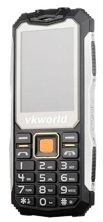 Vkworld V3S - IP67, 2,4 дюйма, 2200 мАч