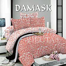 Комплект постельного белья Вилюта поплин Дамаск 002 евро