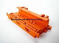 Монтажный адаптер на DIN-рейку WAGO 221-500 для клемм серии 221 (Германия)