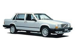 Зеркала для Volvo 760 1982-92