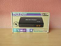 World Vision T126 цифровой эфирный тюнер Т2 , фото 1