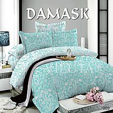 Комплект постельного белья Вилюта поплин Дамаск 003 евро