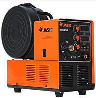 Инверторный полуавтомат JASIC MIG-250 (N218)