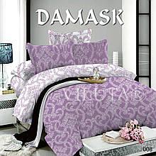 Комплект постельного белья Вилюта поплин Дамаск 008 евро