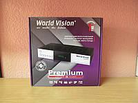 World Vision Premium цифровой тюнер DVB-C/T/Т2