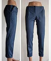 Укороченные брюки женские. Брюки семь восьмых., фото 1