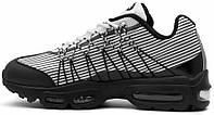 Женские кроссовки Nike Air Max 95 Ultra Jacquard Black/White