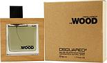 DSQUARED2 HE WOOD edt 100 ml туалетна вода чоловіча (оригінал оригінал Італія), фото 2
