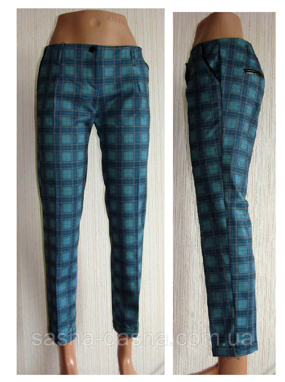 Женские брюки 7 8
