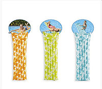 Матрас надувной пляжный «Мозаика» | «Intex»