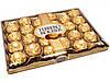 Букет из конфет Рафаэлло и Ферреро Роше с живыми розами , фото 3