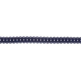 Резинка бельевая 2-х сторонняя арт. 112, 15 мм синяя