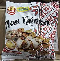 Сухарики-гренки со вкусом буженины с горчицей 35 г Пан Гренка 907090