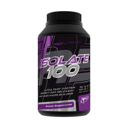 Trec Isolate 100 Trec Nutrition 750 g, фото 2