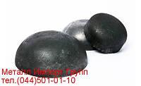 Заглушка сталь 09Г2С 76х6 мм Ду 65
