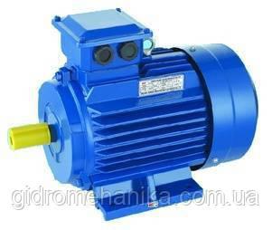 Электродвигатель АИР 160S4 15 кВт 1500 об/мин
